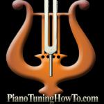 Lyre music symbol